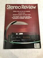 Vintage STEREO REVIEW Audiophile HIFI Magazine December 1990