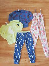 4 x Bonds/Target Girls Bulk Clothes: Jumpsuit, Jacket, Pants, Top, Size 5
