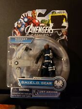 MARVEL AVENGERS SHIELD GEAR JET ARMOR NICK FURY Figure Infinity War