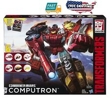 Home Kids Toy Game Transformers Generations Combiner Wars Computron Collection