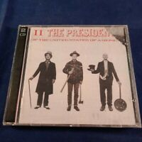 CD II The President's of the United States of America Live In Australia Limited