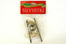 Silvestri Christmas Decorative Sleigh Ornament