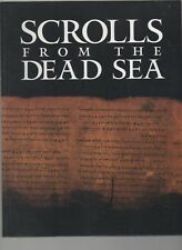SUSSMANN & PELED SCROLLS FROM THE DEAD SEA EXHIBITION THIRD IMPRESSION PB 1993