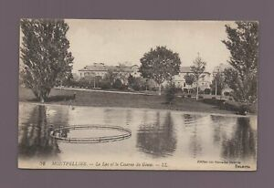 MONTPELLIER - Le lac et la caserne du 2eme Génie   (K9113)