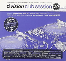 Club Session 20-D:Vision  CD NUOVO