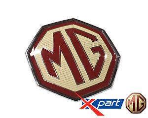 Genuine MG Rover Logo Front Bonnet Badge MG ZR, ZS, ZT, ZT260 DAH000040WXA