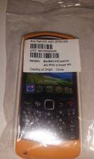 Original BlackBerry 9100 9105 Silicone Skin White & Orange ASY-29750-004