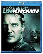 New: UNKNOWN (Liam Neeson) Blu-Ray