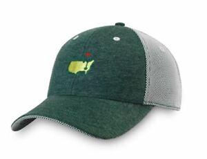 2021 Masters Performance Green Mesh Men's Hat Augusta National Golf Tournament
