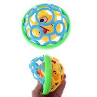 Baby Creative Hand Bell Ball  Toy Rattles Develop Intelligence Rattle TOY UKTFS