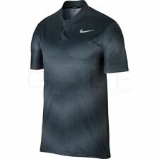 NEW RELEASE NIKE TIGER WOODS DRY BLADE GOLF SHIRT NWT 854205-454 Size:M