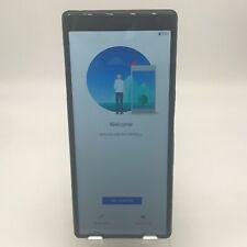 Sony Xperia 10 Plus 64GB Black Unlocked Very Good Condition
