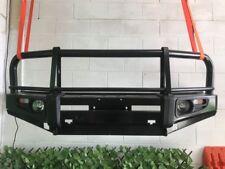 Premium Bullbar For Mitsubishi Triton MN ML (2006-2014) Winch Airbag Compatible