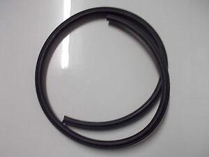 Remis slide and tilt rooflight rubber seal sold per 1.3M caravan motorhome RRS1