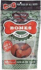 Gaines Family Farmstead Sweet Potato Dog BONES USA Made Natural Treats Chews 8oz