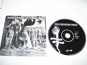 RAGE AGAINST THE MACHINE - BULLS ON PARADE 2tr CDS 1994