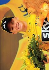 Chris Froome Tour de France Vainqueur Podium AFFICHE