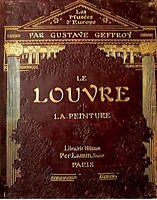 GUSTAVE GEOFFROY le louvre la peinture RARE BON ETAT++