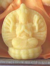 Guan Yin Avalokitesva Bodhisattva Buddha Lotus Root Soap Box Collection Gift Set