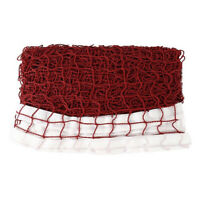 1PC Badminton Net Portable Simple Badminton Net Polypropylene Badminton Net US