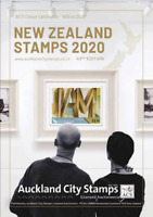 ACS 2020 New Zealand Stamps 1855-2020 144p Colour Catalogue **Latest Pricing**