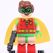 "The Lego Batman Movie """" 2017 's Robin """" Superheroes Mini Figures Fit Lego"