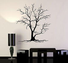 Vinyl Wall Decal Tree Room Interior House Decoration Stickers (ig4212)