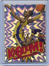 "2013-14 PANINI INNOVATION KOBE BRYANT ""KABOOM"" RARE CASE HIT INSERT #9 LAKERS"