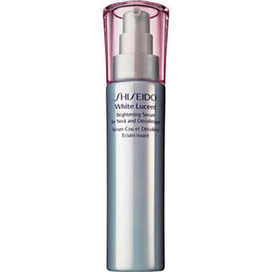 Shiseido White Lucent Brightening Serum for Neck and Decolletage BNIB