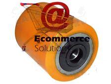 1 GALET ROUE TRANSPALETTE MIC A20 A 20 dim 82 100 105 20 mm PIECES DETACHEES