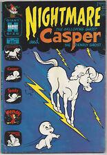 NIGHTMARE & CASPER #3 | Feb-1964 | Silver Age Giant-Size Harvey Comic | FN