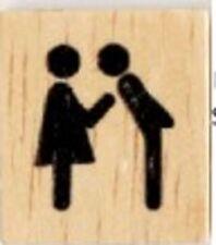 INDIVIDUAL WOOD SCRABBLE TILES! 0.25 CENTS PER TILE0. KISSING SYMBOL