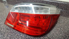 2008-10 BMW 5 SERIES RIGHT PASSENGER LED TAILLIGHT LAMP REAR OEM