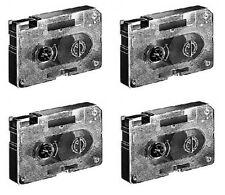 4x Thermo Farbband für Canon IR-50 CR-50 PW10 Typestar 2 3 4 5 6 7 S50 S55