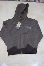 boys IKKS hoodie size xs-8-10 NWT 85.00