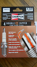 Four x Champion RN9YCC Double Copper Core Spark Plugs MG MGB Mini 1959-86 RN9YC