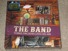 The Band - Three Decades Live On Air - Coffret 3 CDs