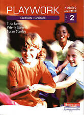 S/NVQ Level 2 Playwork Candidate Handbook-ExLibrary