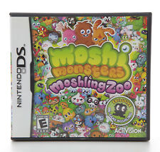 Moshi Monsters Moshling Zoo Video Game for Nintendo DS 1024