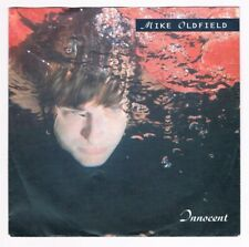 """Mike Oldfield - Innocent / Earth Moving / 7"""" Single von 1989"""