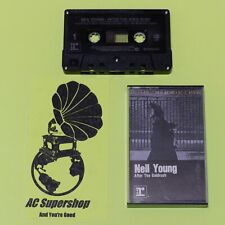 Neil Young after the goldrush - Cassette Tape