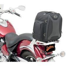 Saddlemen Ftb1500 Sport SISSY BAR MOTO BORSA - Nero