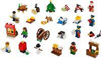 Lego 60063 CITY ADVENT CALENDAR 2014 Choose your minifigure! NEW & SEALED !!!