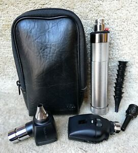 Welch Allyn Diagnostic Set with Ophthalmoscope, Otoscope, & Storage Case