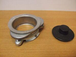 InSinkErator Stainless Flange Trim Lock Stopper Disposal Disposer Garbage ISE