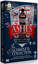 The Ashes Series 2010/2011 - Complete Collection 7dvds