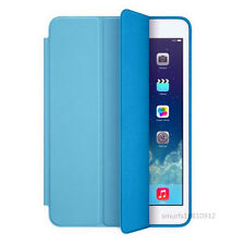 Magnetic Leather Smart Wake Case Cover for iPad 2 3 4 Mini 4 Air 2 Pro Whit Pen