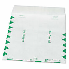 First Class Catalog Mailers, DuPont Tyvek, #12 1/2, Cheese Blade Flap, Redi-Stri