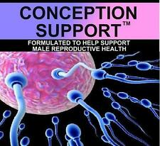 Male Fertility Pills Pregnancy Sperm Ovulation Conception 500% Increase Sperm