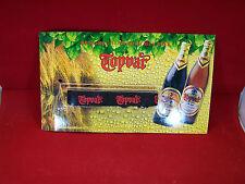 Schlüsselband Brauerei Topvar rar Werbemittel neu selten Sammlung Bier  0511